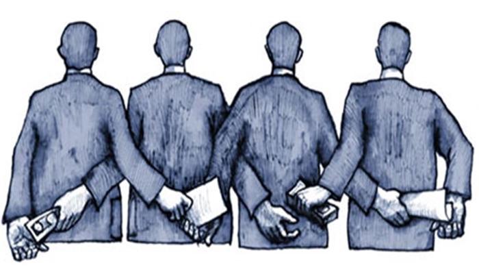 corrupção