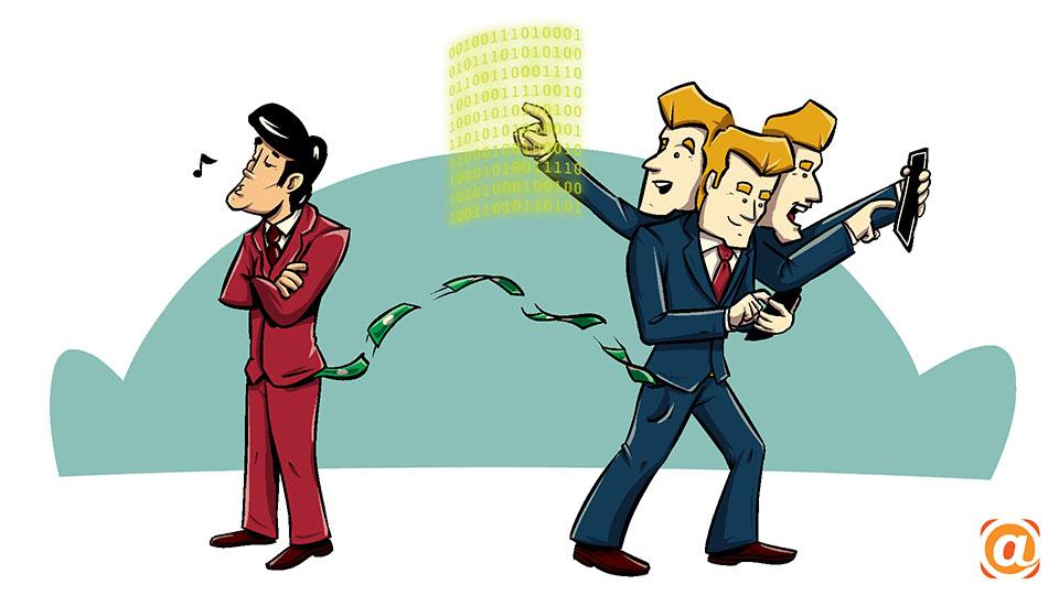 homens e tecnologia
