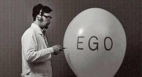 estourando o ego